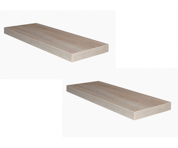 wandboard steckboard wandregal eiche s gerau 60 cm im. Black Bedroom Furniture Sets. Home Design Ideas