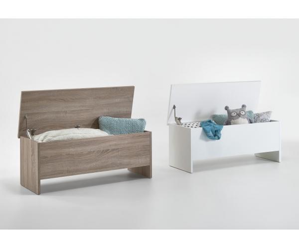 kiste holzkiste sitzbank truhe holztruhe spielzeugkiste. Black Bedroom Furniture Sets. Home Design Ideas