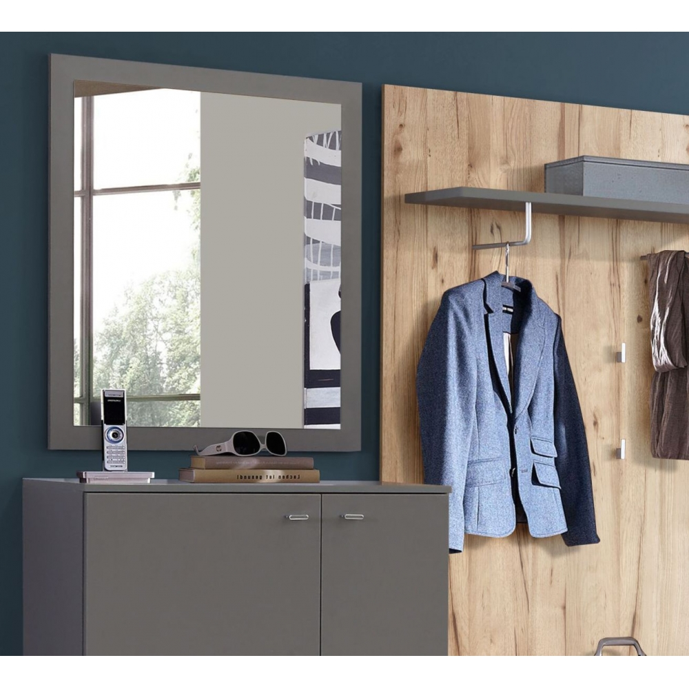 Comd02 c175 como garderobe flurgarderobe diele for Garderobe 90 breit