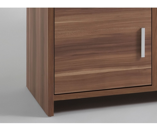 lowboard tv regal fernsehschrank hifi kommode poldi. Black Bedroom Furniture Sets. Home Design Ideas