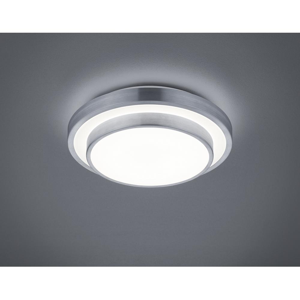 Fabelhaft Deckenlampe Led Rund Beste Wahl R65881101 Deckenleuchte 27 Cm 10 Watt Trio