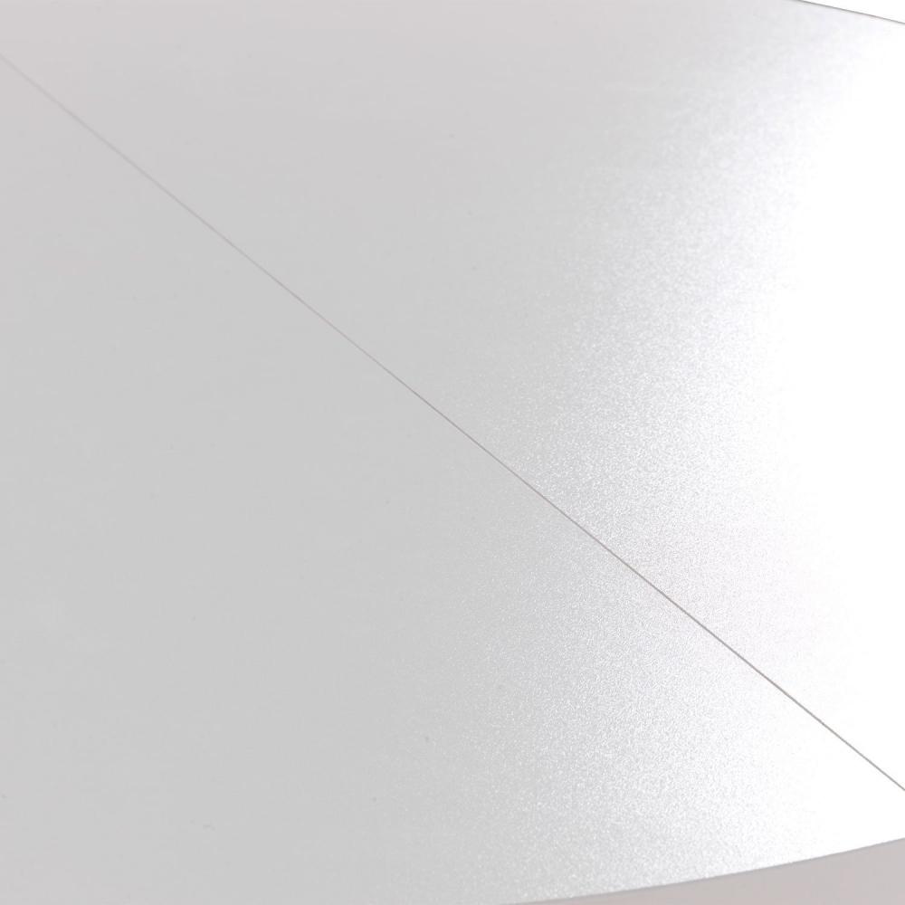 Küchentisch Ausziehbar: Tisch Rund Weiss Esszimmertisch Küchentisch Speisezimmer