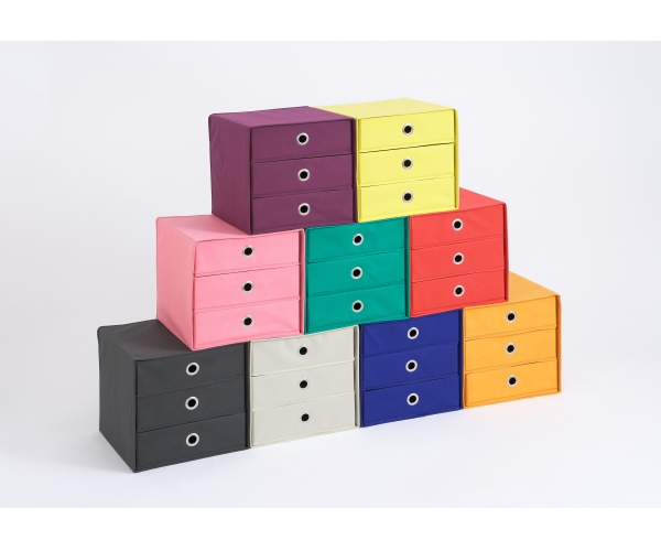 2 er set korb regalkorb fleecekorb stoffkorb box natur. Black Bedroom Furniture Sets. Home Design Ideas