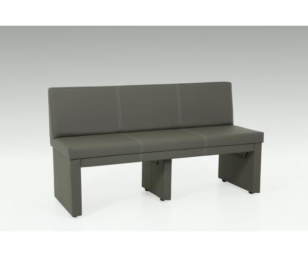 vorbank sitzbank bank hocker mit lehne 920005 vanessa 151. Black Bedroom Furniture Sets. Home Design Ideas