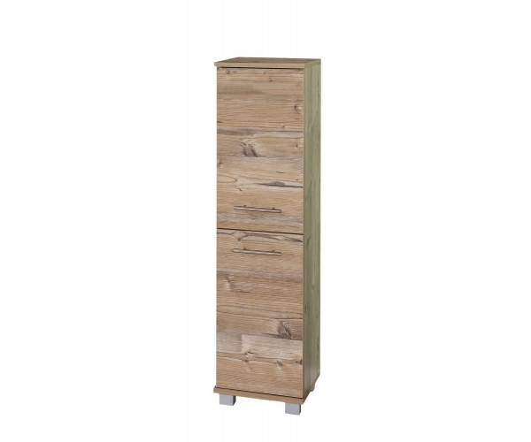 isola silberfichte nb highboard medischrank badschrank badezimmer 30 cm breit ebay. Black Bedroom Furniture Sets. Home Design Ideas