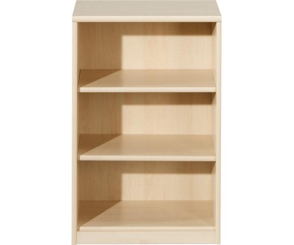 regal stauraumregal b cherregal schuhregal cs schmal 10 11 soft plus ahorn nb ebay. Black Bedroom Furniture Sets. Home Design Ideas