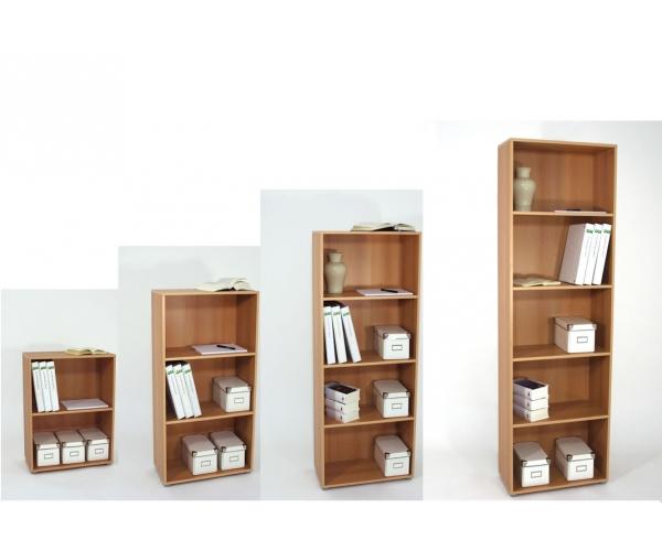 regal b cherregal b roregal 182 cm hoch in buche nb ebay. Black Bedroom Furniture Sets. Home Design Ideas